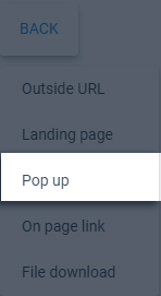Pop-Up Boxes – Instapage Help Center