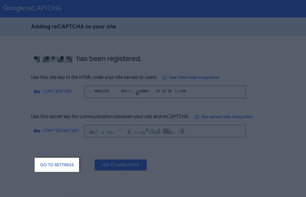 Invisible reCAPTCHA – Instapage Help Center
